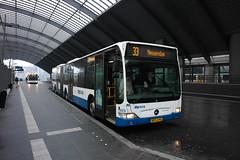 GVB 303 (Mercedes Benz Citaro) ([Publicer Transport] Ricardo Diepgrond) Tags: bus amsterdam mercedes benz 33 gvb nieuwendam 303 lijn bedrijf citaro gemeentelijk stadsdienst vervoers o530g