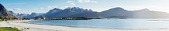 DSC07172-Pano.jpg (iheresss) Tags: panorama beach f14 sony 85mm lofoten carlzeiss ramberg planart a7r