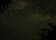 Wyoming - Sinks Canyon-2 (issafly) Tags: longexposure sky star nikon astrophotography wyoming milkyway landerwy sinkscanyon d5100