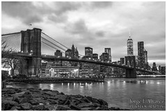 Sunset at Dumbo, NYC (JORGE_DIVE) Tags: nyc dumbo brooklyn