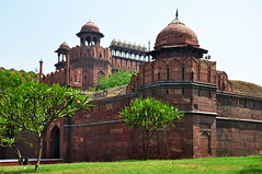 India - Delhi - Red Fort - 115 (asienman) Tags: india delhi redfort asienmanphotography mughalresidence