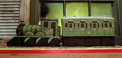 Harry's Retirement Train Cake (Sandman1973) Tags: cake train retirement nikonp330