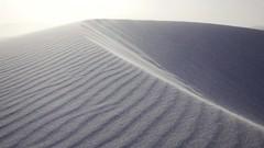 Dunes Pattern (na~) Tags: np usa us usnationalpark newmexico sand whitesand dunes whitesandsnationalmonument sunset
