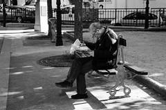 (Tom Plevnik) Tags: street new city travel people urban blackandwhite paris public monochrome photography nikon flickr outdoor candid places human bnw