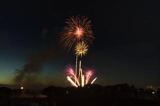 NPB 4th of July Fireworks