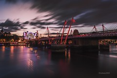 HC9Q8438-Edit-1 (rodwey2004) Tags: landscape landmark london longexposure riverthames londonnight photographyhungerford bridge