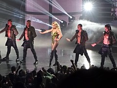 Britney - Las Vegas - 15th April 2016 (bacardiqueen11) Tags: las vegas spears dancer casino resort arena hollywood singer planet performer britney axis