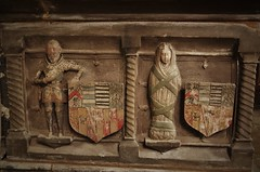 Grave art (Sundornvic) Tags: family art church grave dead death memorial shropshire faith tomb carving remembered wroxeter graveart
