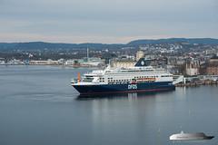 Pearl Seaways (Aviation & Maritime) Tags: pearlseaways dfds dfdsseaways ferry carferry passengerferry passengership cruiseferry oslo norway
