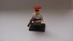 Soldier from The first Russian Volunteers brigade custom (wfruitman) Tags: lego moc custom handmade cvr war russia