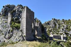 Ville, le vieux Demandolx (loutraje) Tags: village chteau ruines
