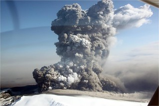 Complex plume by Icelandic Meteorological Office (IMO) by EPOS - European Plate Observing System