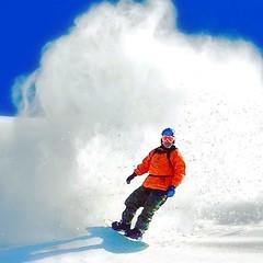 #snow #snowboard #bardonecchia #biaka #bialkatatrzanska #biakatatrzaska #ski #snowboarding (nigelrarnold) Tags: instagramapp square squareformat iphoneography uploaded:by=instagram skyline