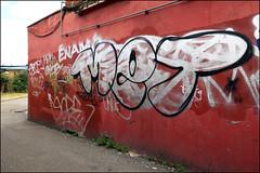 Met (Alex Ellison) Tags: met cbm westlondon urban graffiti graff boobs chrome