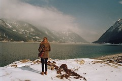 . (Careless Edition) Tags: mountain lake film nature analog landscape photography austria achensee