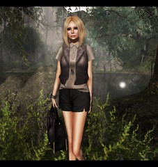 ISON - tucked-in shirt and bomber vest - close (Lila's Laptop is Dying) Tags: secondlife ikon belleza ison erratic slink marukin slfashion secondlifefashion secondlifephotography slfashionartphotography slbeauty lelutka secondlifeartphotography {montissu} lilaquander dementeddiva