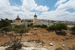 Last Church in Hebron (Mr. K.R.) Tags: palestine westbank middleeast holyland 1740 hebron 5dii