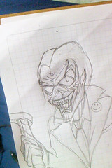 Eddie as The Joker / The Joker as Eddie () Tags: iron joker eddie maiden