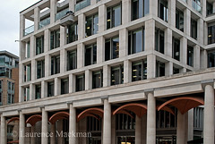 PaternosterSquare 144 E W (laurencemackman) Tags: england london architecture modern walk towers c20 cityoflondon paternostersquare financialcentre chrisrogers twentiethcenturysociety c20society ianmcinnes newmembersevent previousevents