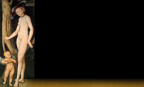 """Venus y Cupido, versiones de los Cranach, el Viejo (1529) maestro fundador de la escuela flamenca, interpretaciones y paráfrasis de Pablo Picasso (1957). • <a style=""""font-size:0.8em;"""" href=""""http://www.flickr.com/photos/30735181@N00/8746769489/"""" target=""""_blank"""">View on Flickr</a>"""