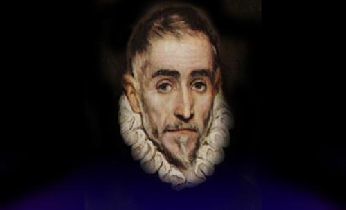 """Hidalgo Ibérico, expresión de Doménikus Theokópoulos el Greco (1597), transcripción de Pablo Picasso (1971). • <a style=""""font-size:0.8em;"""" href=""""http://www.flickr.com/photos/30735181@N00/8746813861/"""" target=""""_blank"""">View on Flickr</a>"""