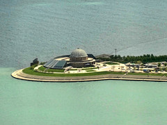 Adler Planetarium (Atelier Teee) Tags: chicago illinois lakemichigan museumcampus adlerplanetarium atelierteee terencefaircloth