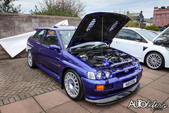 """Ford RS Car Show, Bangor 2013 • <a style=""""font-size:0.8em;"""" href=""""https://www.flickr.com/photos/85804044@N00/8749531893/"""" target=""""_blank"""">View on Flickr</a>"""