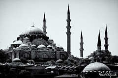 IMG_2923-Edit-Edit (Micha Olszewski) Tags: architecture turkey europe minaret istanbul mosque dome land religiousbuildings architecturalfeature sulemaniyecamii sulemaniyemosque
