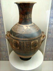 017 - Black Vase (Scott Shetrone) Tags: other graveyards events places athens greece 5th kerameikos anniversaries