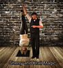 Sherry and Krall Magic (Dayle Krall:Most Accomplished Female Escape Artist) Tags: houdini richardsherry daylekrall femaleescapeartist sherryandkrallmagic