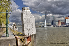 "Erasmus Bridge • <a style=""font-size:0.8em;"" href=""http://www.flickr.com/photos/45090765@N05/8870420530/"" target=""_blank"">View on Flickr</a>"