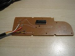 """Step 3: Desolder the cable • <a style=""""font-size:0.8em;"""" href=""""http://www.flickr.com/photos/61091961@N06/8965702022/"""" target=""""_blank"""">View on Flickr</a>"""