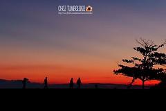 Going Home (Chaz Tumbelaka Photography) Tags: sunset silhouette balikpapan
