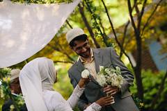 Daniel and Sarah Get Married!! (Zlatko Unger) Tags: wedding sarah married daniel muslim islam may 85mm marriage wed tuesday jewish twentyeight interfaith f12 528 jewishmuslim 2013 muslimjewish 52813 5282013