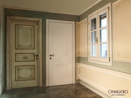 Foto porte interne pantografate - Modelli porte interne legno ...