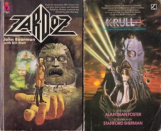 Zardoz vs Krull