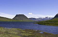Kirkjufell frá Víkurrifi (geh2012) Tags: sea mountain iceland kirkjufell ísland sjór snæfellsnes geh fjall gunnareiríkur