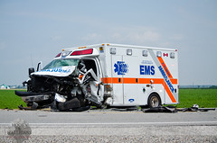 C-K Fire - C-K EMS - 1154, Queens Line MVC, 07-03-2013 (Front Page Photography / Hooks & Halligans) Tags: 3 ontario canada bus wednesday fire photography three kent crash accident air july police wed ambulance medical chatham merlin third vehicle service motor paramedics minivan wreck emergency ck paramedic ems department 3rd services mva dept tilbury collision unit ornge 1154 motorvehicleaccident headon fpp mvc 2013 chathamkent firephotography motorvehiclecollision ambulancecrash orngeairambulance frontpagephotography hookshalligans hooksandhalligansfirephotography hooksandhalligans hookshalligansfirephotography orngeair
