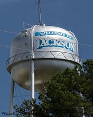 Water Tower - Jackson, GA (ChrisF_2011) Tags: georgia watertower jackson