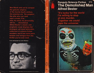 Alfred Bester - The Demolished Man