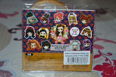 Stickers Pullip (Girly Toys) Tags: pullip collection doll papeteries stationery stickers groove missliliedolly classical alice miss lilie dolly aurelmistinguette girly toys collectible girlytoys