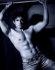 shirtless hussain (shirtlesss1) Tags: gay shirtless actors handsome hunk jeans biceps toned abs sixpack malemodel allamericanguys shirtlessjeanscute