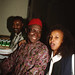 Chief Stephen Osita Osadebe (RIP) from Nigeria Hosted by  Equator Club Philadelphia Fouzia from Somalia 1997 154 Fouzia