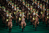 Marching horns (Lil [Kristen Elsby]) Tags: travel musician music topf25 musicians army asia stadium military horns korea multiples editorial horn performers performer topv3333 frenchhorn northkorea pyongyang frenchhorns eastasia dprk travelphotography arirang militaryofficers hornplayers canon70200f28l canon7020028l democraticpeoplesrepublicofkorea massgames chosŏnminjujuŭiinminkonghwaguk maydaystadium dprofkorea militarymusician canon5dmarkii arirangmassgames