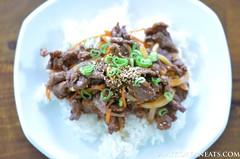 16 (mykoreaneats) Tags: food beef koreanfood bulgogi