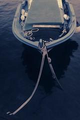 (Vicio 23) Tags: sea fish beach barca mare ship sicily palermo acqua ricordi pesca sicilia pescatore vecchio mondello corda fune flickrandroidapp:filter=none