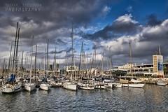 Imbarcazioni al porto vecchio (Andrea Rapisarda) Tags: barcelona boats spain nikon spagna d800 imbarcazioni