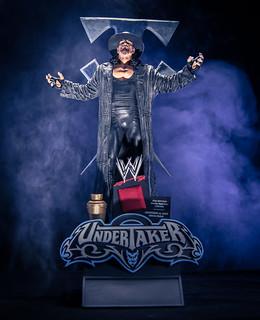 """麥法蘭玩具宣佈推出全新WWE 傳奇偶像系列 首波推出""""送葬者""""(The Undertaker)"""