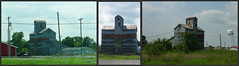 Chouteau, Oklahoma (R R Horne) Tags: oklahoma elevator grain feed chouteau