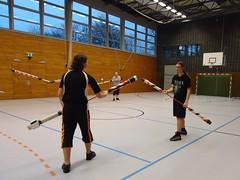 Training am 27.11.2012 (juggerbielefeld) Tags: universitt bielefeld 2012 sog hochschulsport jugger sturmwlfe